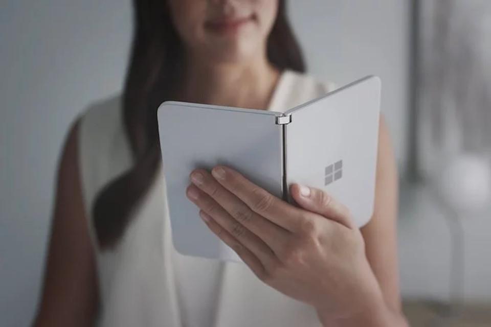 Microsoft lança prévia de kit de ferramentas para Surface Duo