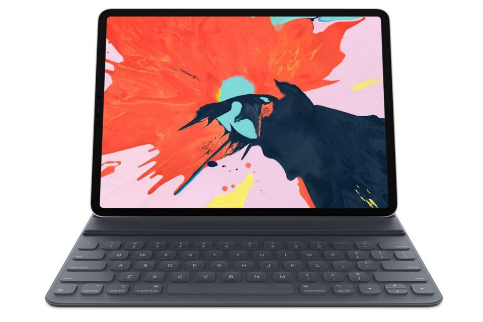 Rumor indica lançamento de novo Smart Keyboard para o novo iPad
