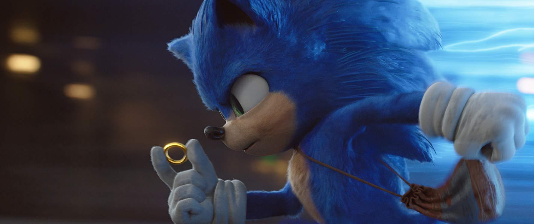 Sonic deve arrecadar US$ 45 milhões na estreia nos EUA