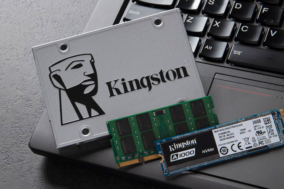 Cuidado: site falso está usando marca da Kingston sem autorização
