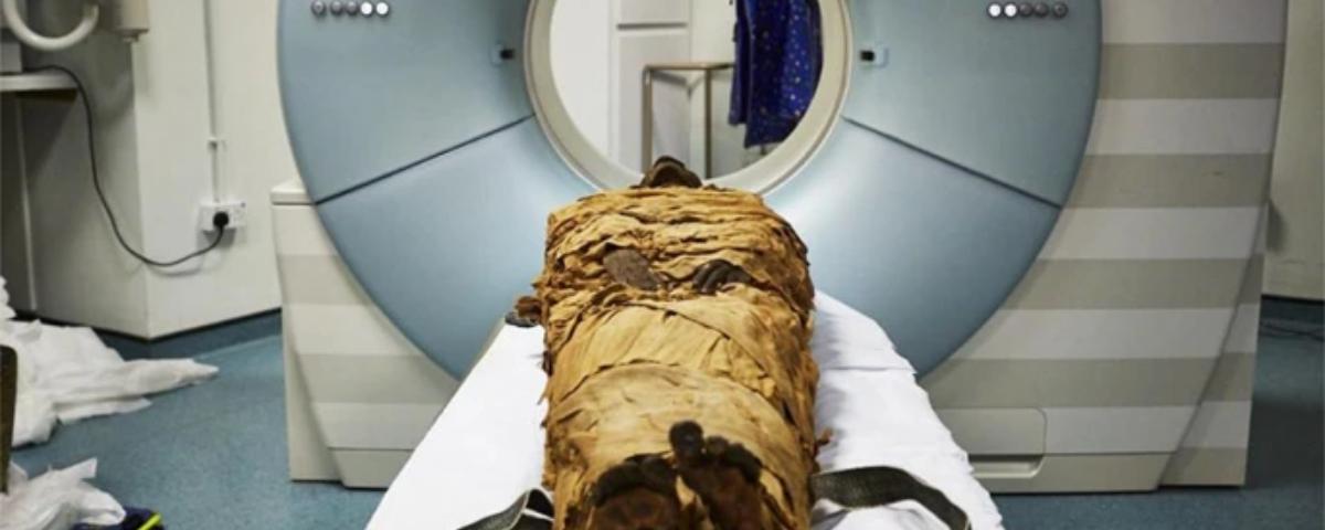 Cientistas recriaram a voz de uma múmia de 3 mil anos; confira