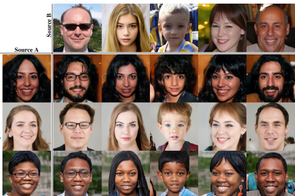 StyleGAN: site de IA gera rostos reais de pessoas que não existem