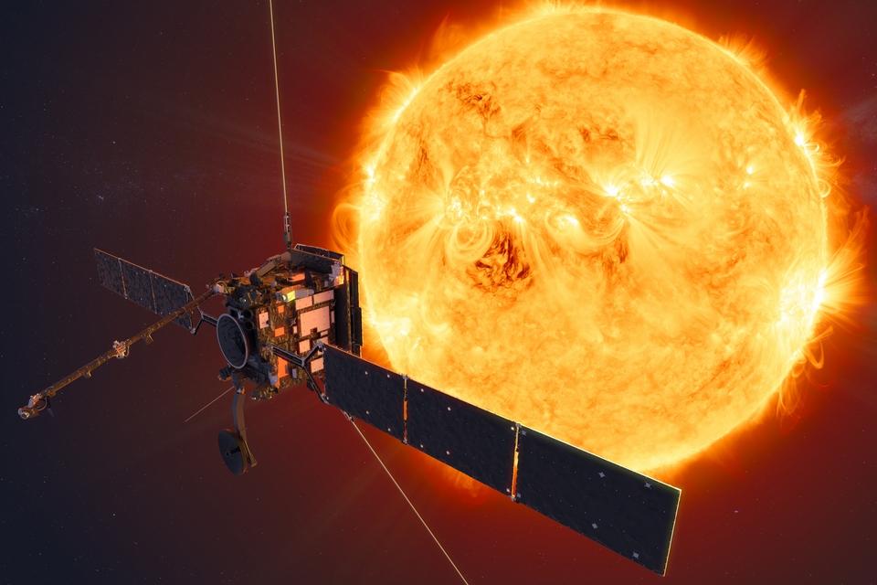 NASA e ESA lançam orbital que estudará os polos do Sol