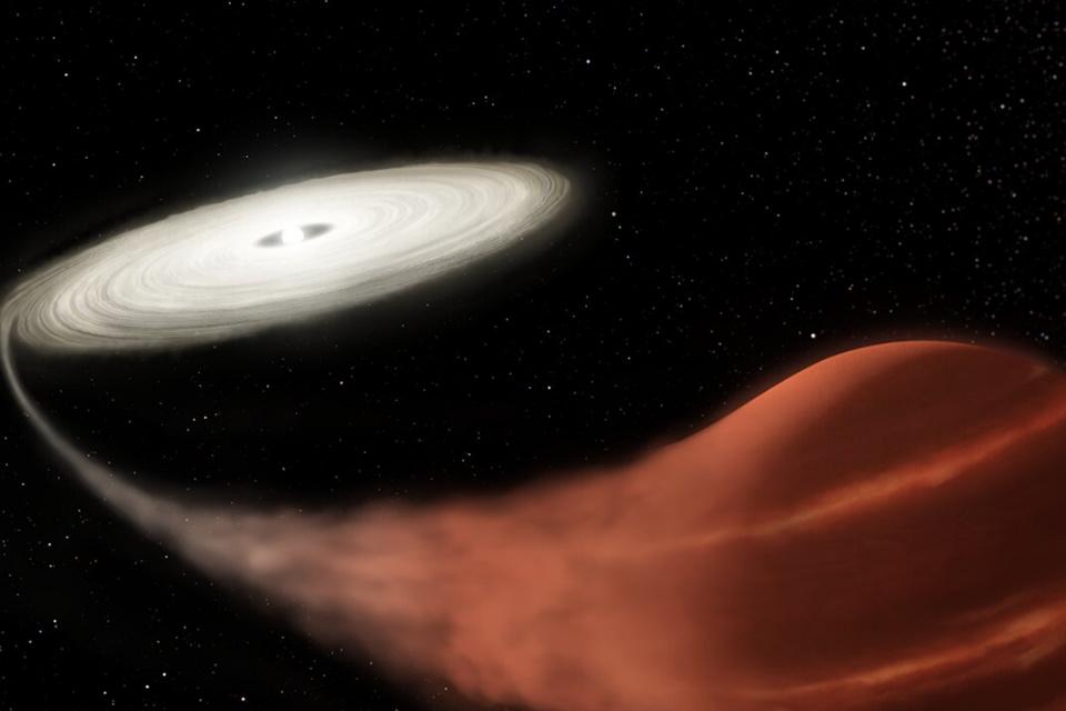 Kepler detecta caso de vampirismo estelar em sistema binário