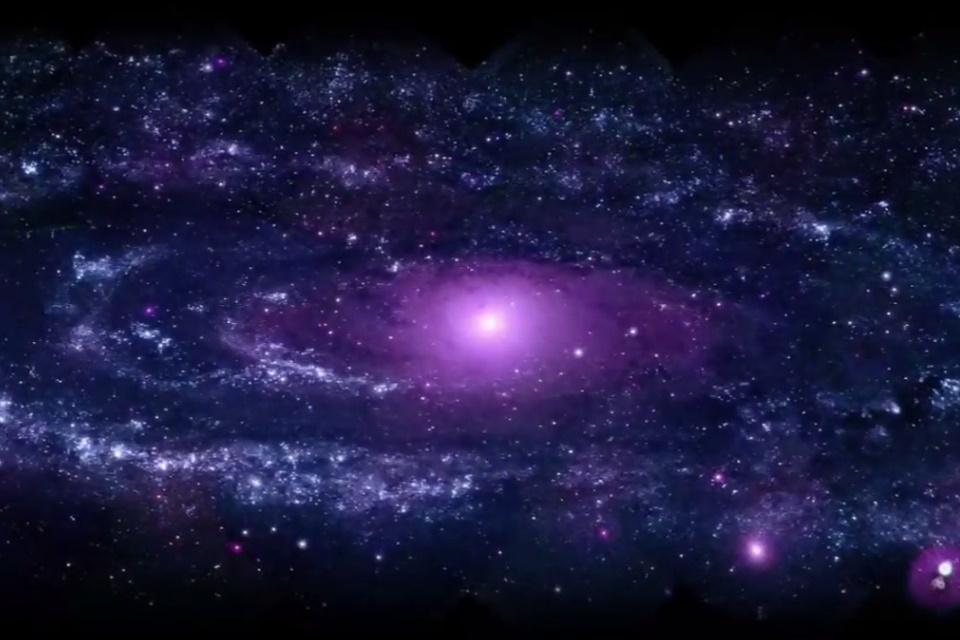 Como galáxias decadentes podem nos ajudar a entender a Via Láctea