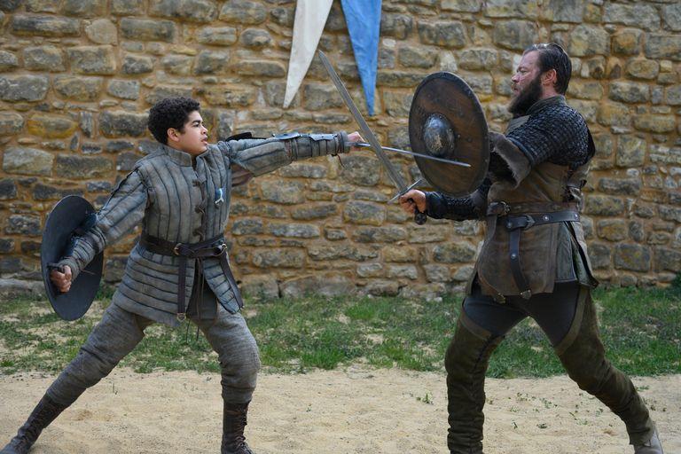 A Letter for the King: Netflix quer público jovem para a série medieval