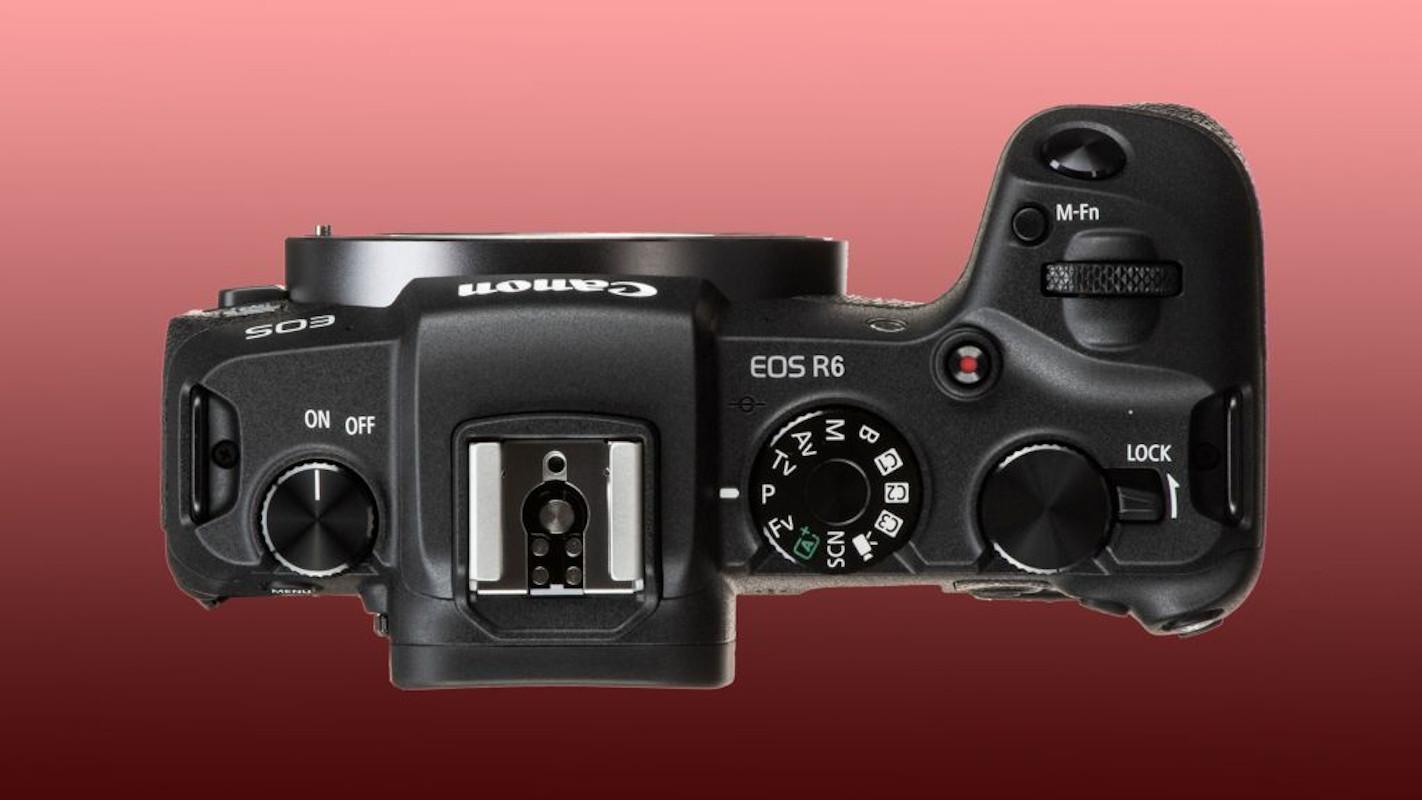 Canon EOS R6, uma mirrorless full-frame de entrada, pode chegar em maio