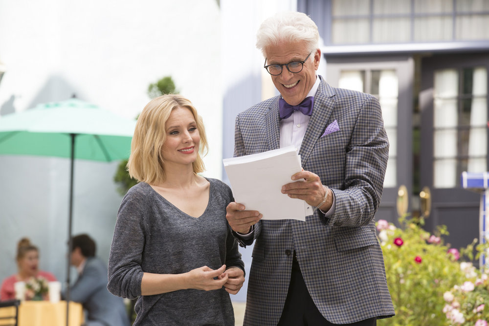 The Good Place: Kristen Bell fala sobre o final da série