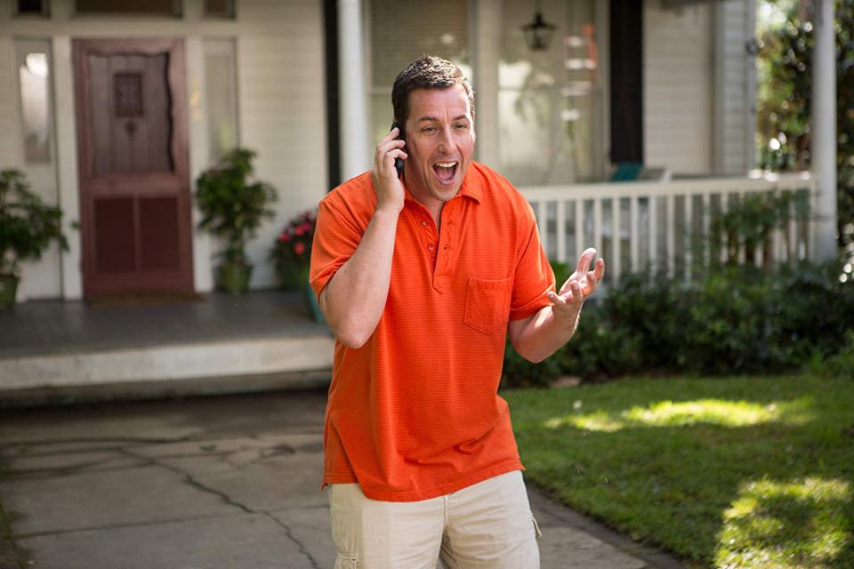 Adam Sandler assina novo acordo com a Netflix para mais 4 filmes