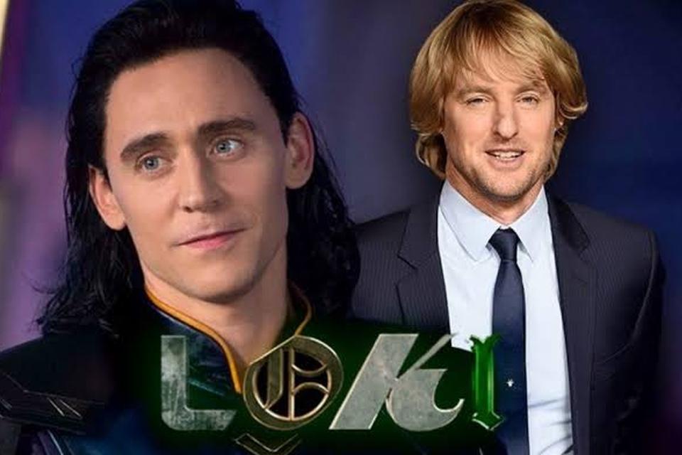 Loki: Owen Wilson entra para o elenco da série da Marvel