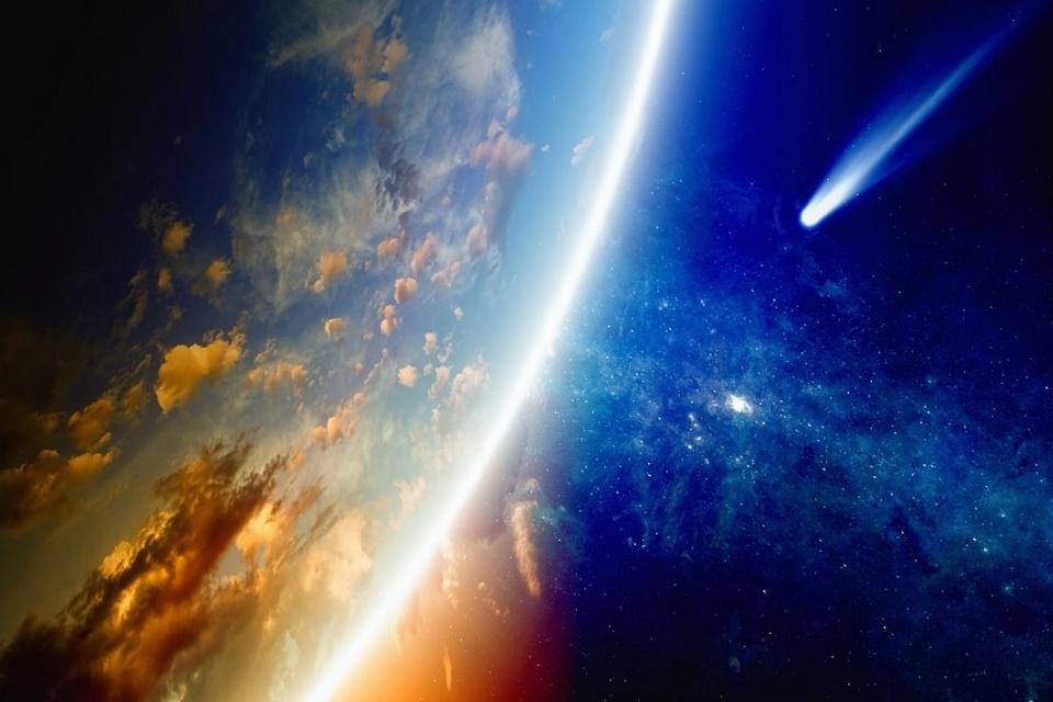 Teoria defende que vida foi 'capturada' da Terra e se espalhou pelo cosmos