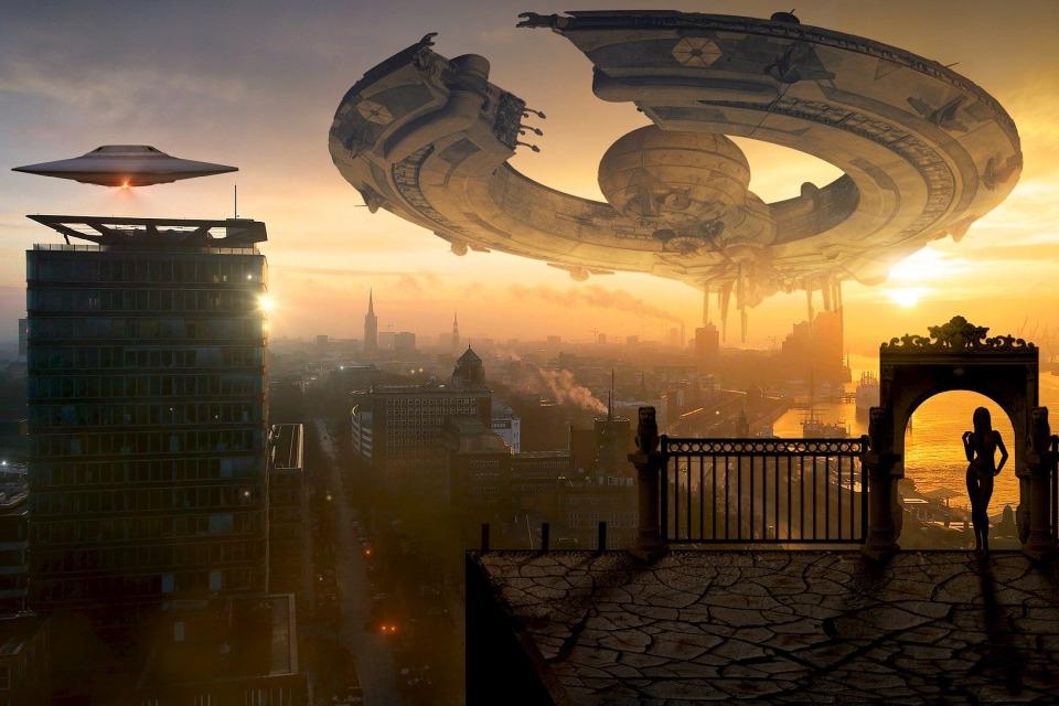 Como algumas religiões encarariam uma invasão alienígena?
