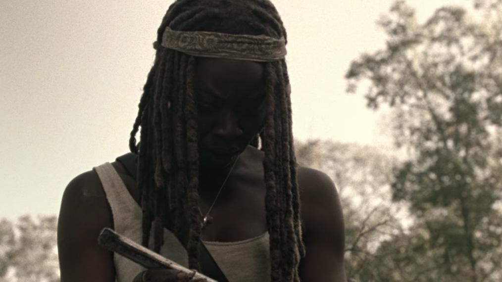 Os 5 momentos mais românticos de The Walking Dead