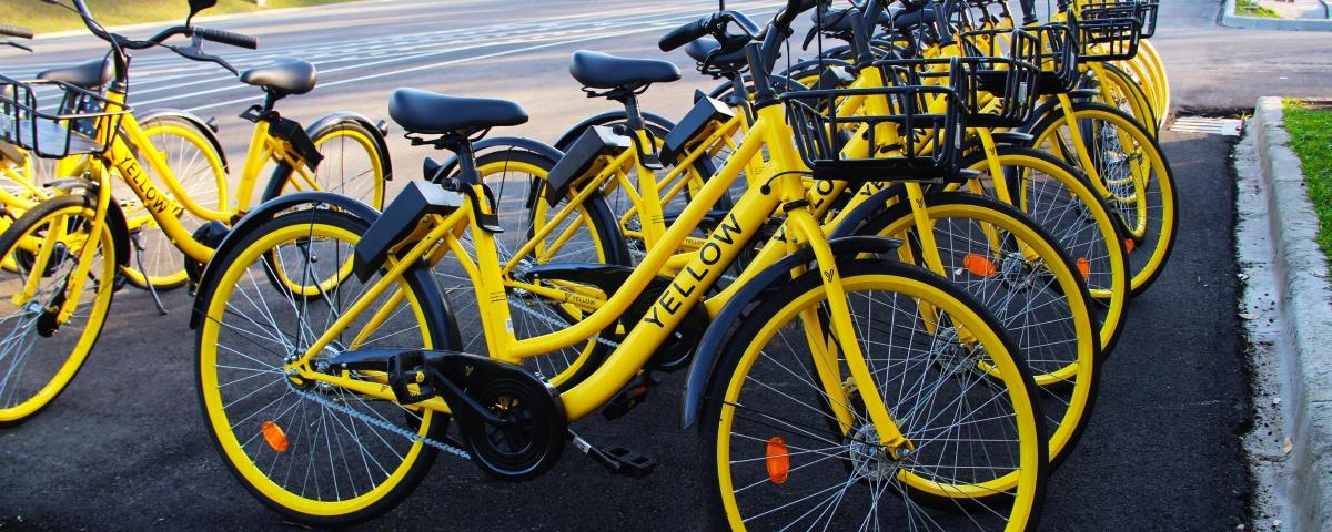 Imagem de: Yellow destrói bicicletas e gera polêmica na internet