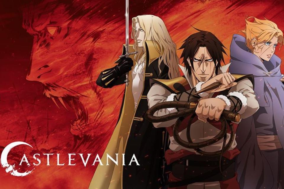 Castlevania: Netflix divulga data de estreia da 3ª temporada
