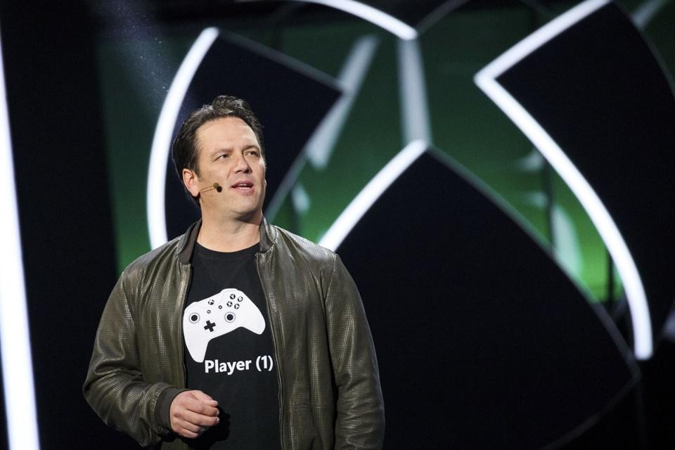Concorrência do Xbox está com Amazon e Google, diz Phil Spencer