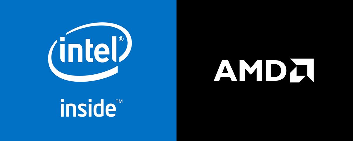 Imagem de: AMD cresce em vendas de processadores, mas Intel continua líder