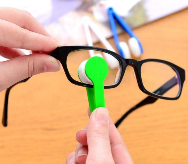 Limpador de óculos