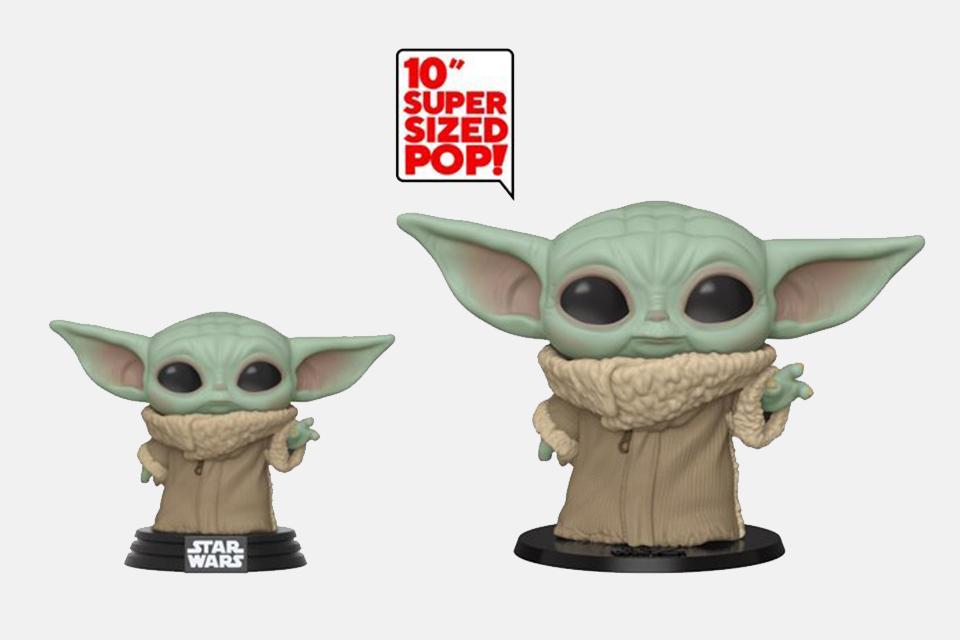 Baby Yoda é o Funko Pop mais comprado em pré-vendas da história