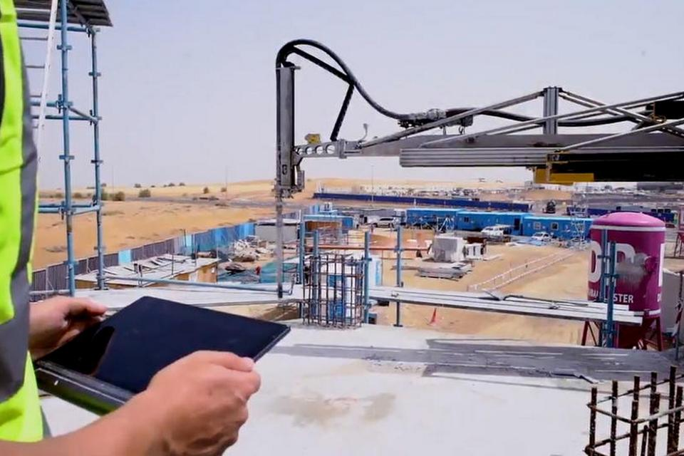 Dubai inaugura o maior prédio construído por impressora 3D