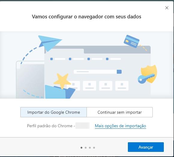 Microsoft Edge com base no Google Chrome - Imagem 2 do software