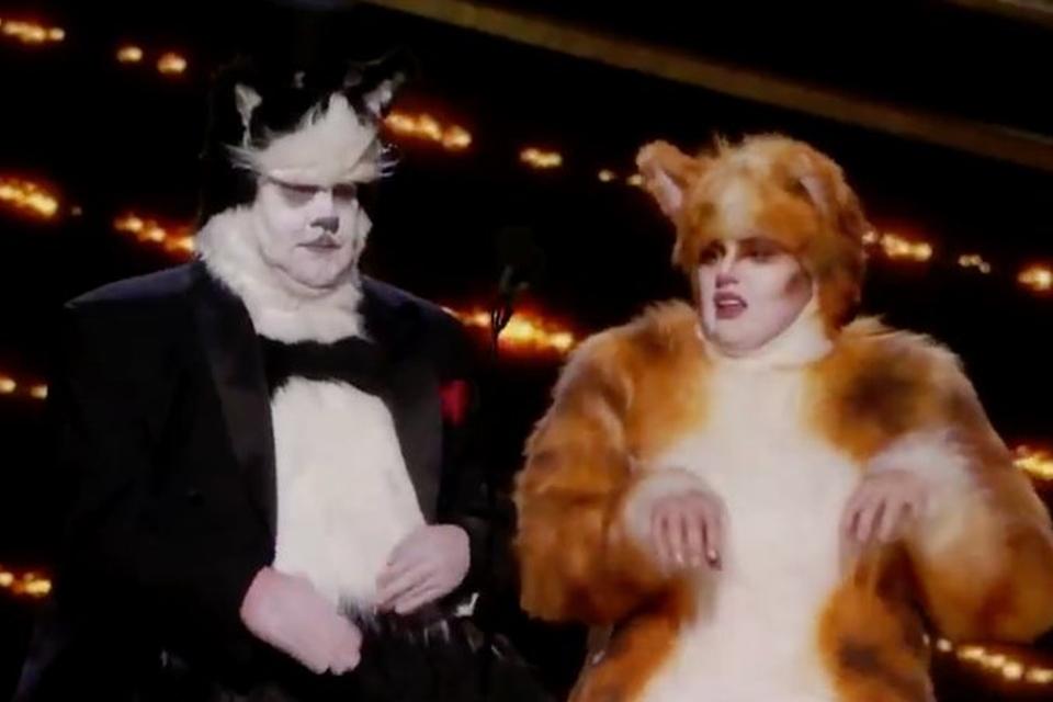 Oscar: piada sobre Cats gera revolta da Sociedade de Efeitos Especiais