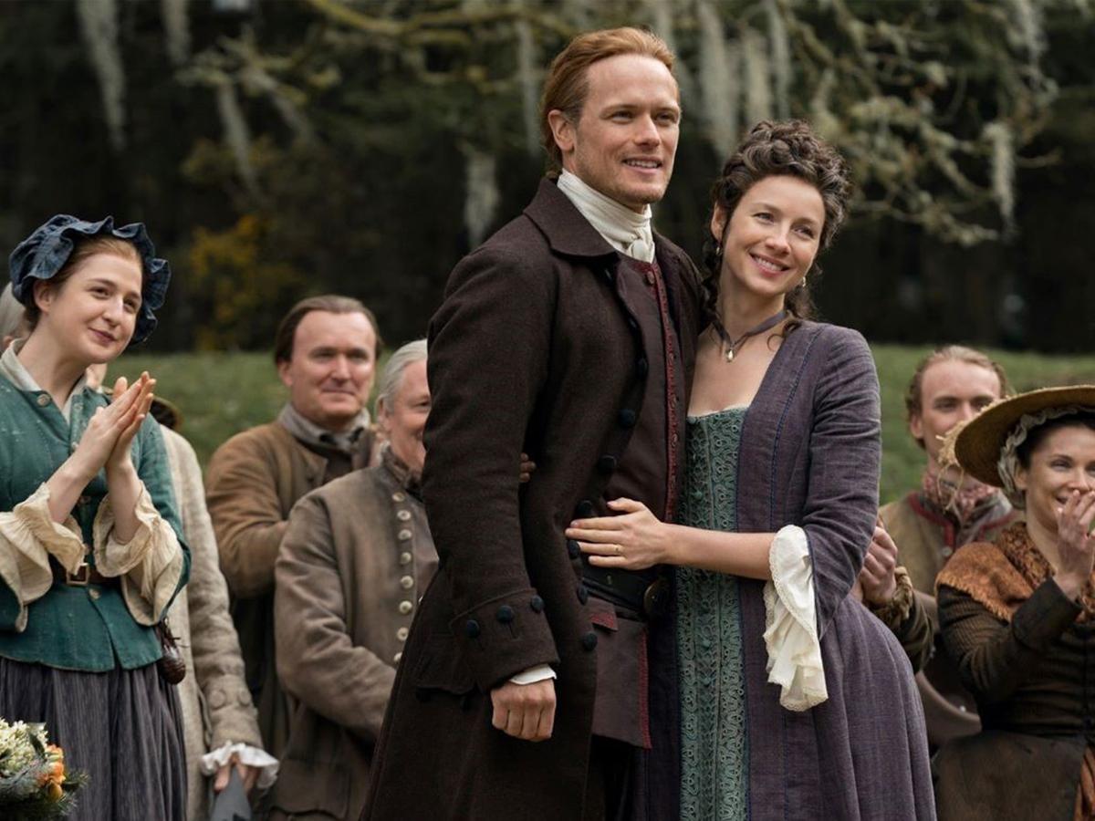 Tudo sobre o lançamento da 5ª temporada de Outlander