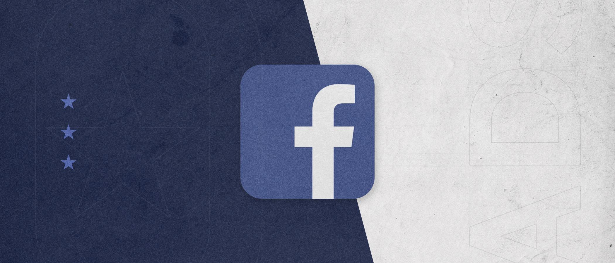 Facebook começa a liberar novo design para versão desktop