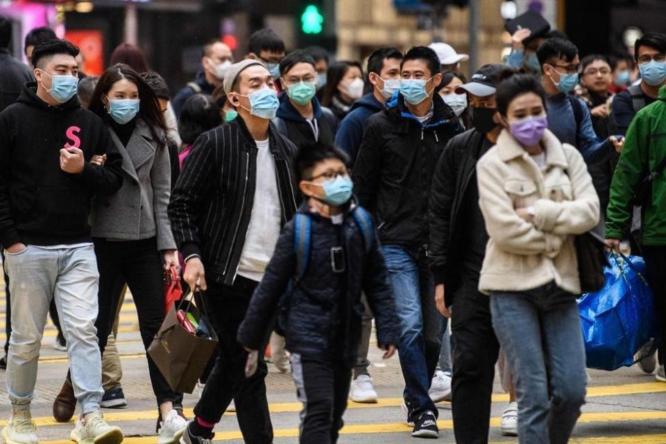 China usa drones para identificar pessoas com coronavírus