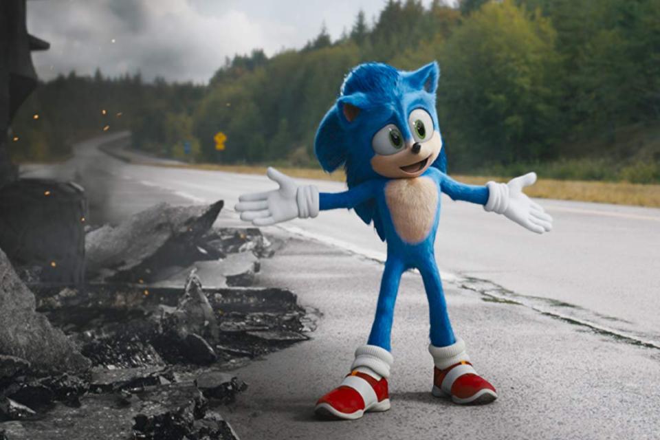 Saiu a nota do filme do Sonic no Rotten Tomatoes; confira!