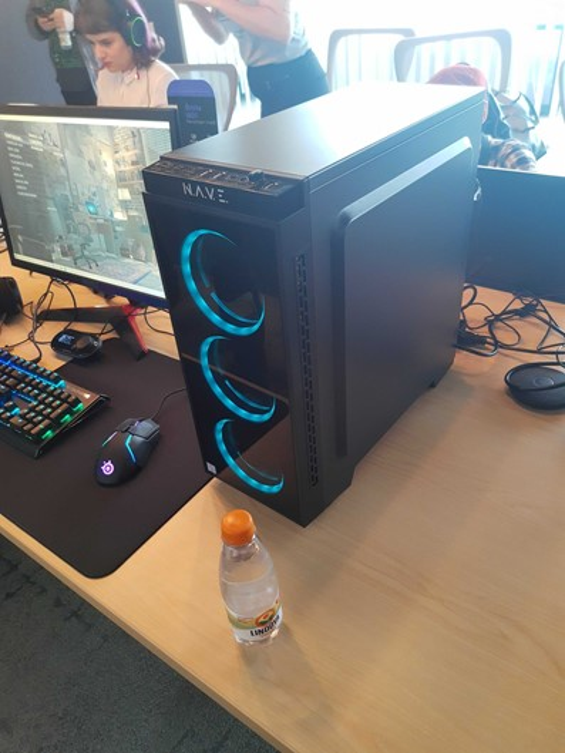 Daten lança linha N.A.V.E. de PCs e notebooks gamers