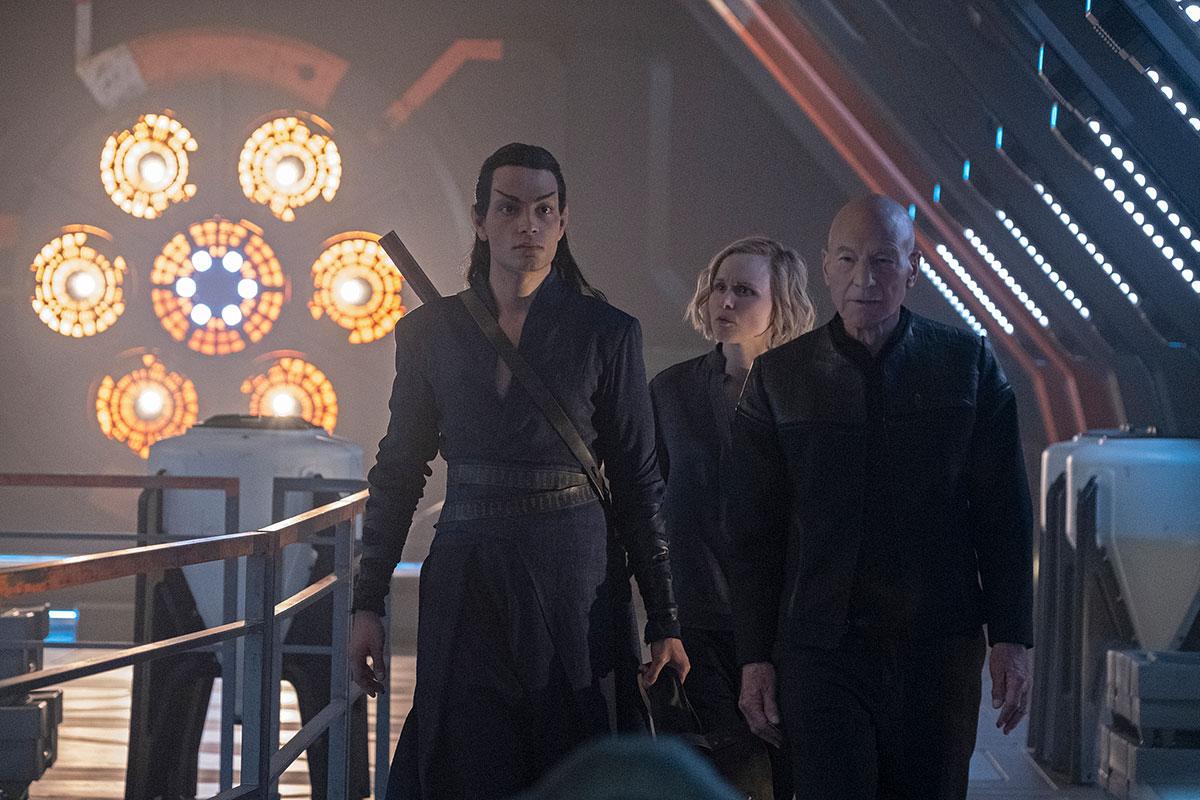 Star Trek: Picard 1x04: Se reunindo com velhos amigos (RECAP)
