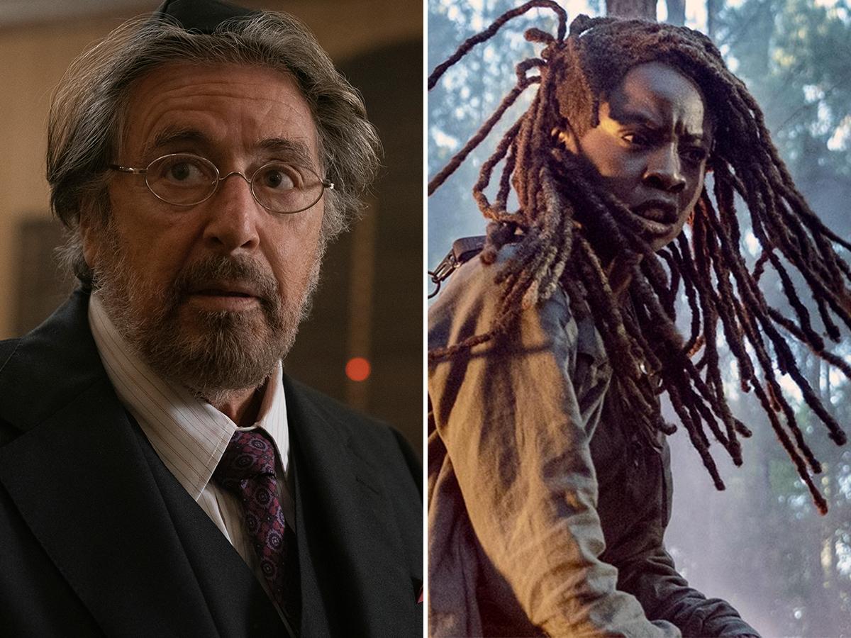 Séries na semana: estreia de nova série de Al Pacino e a volta de TWD