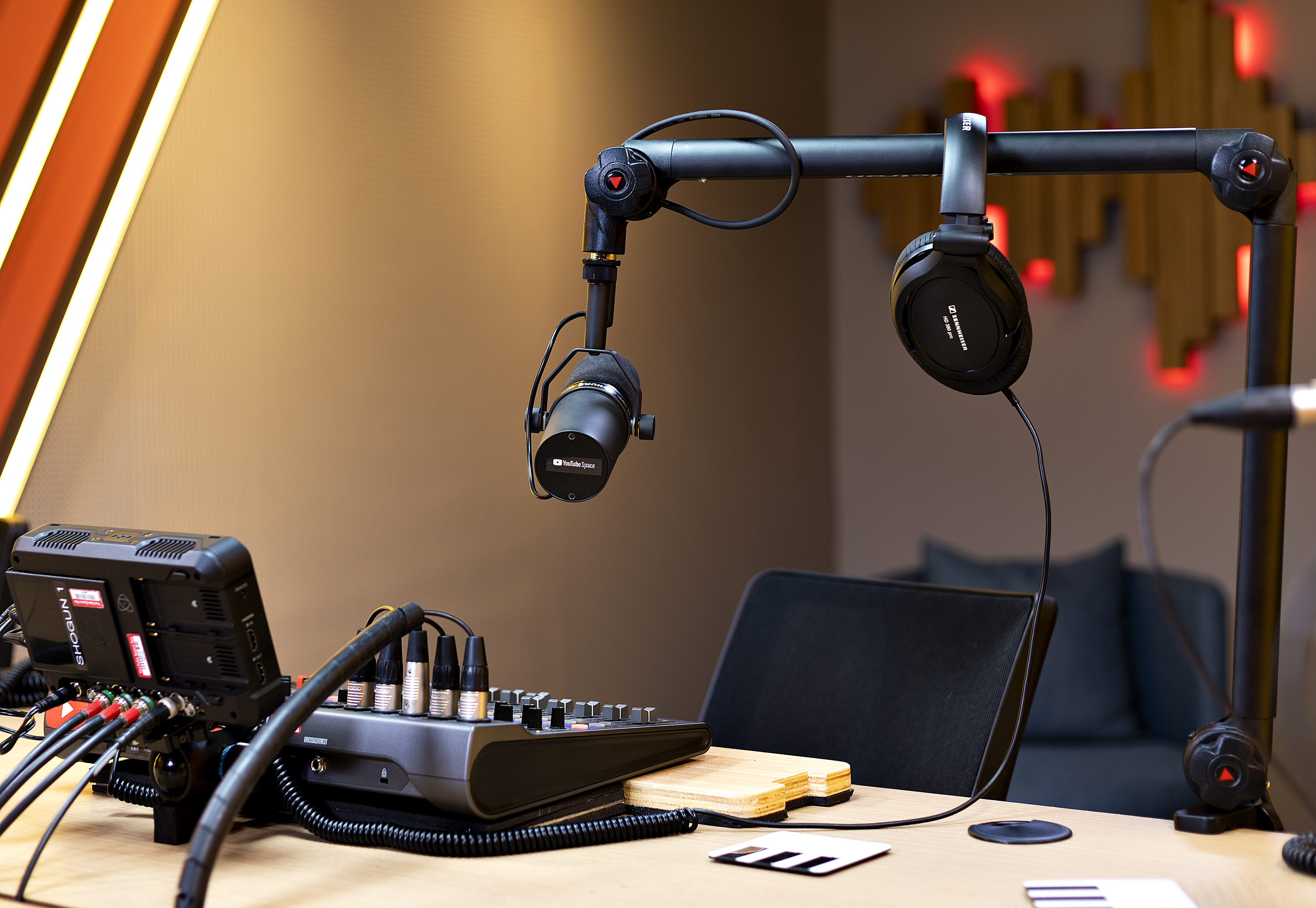 YouTube inaugura espaço para Podcasts e Videocasts no RJ