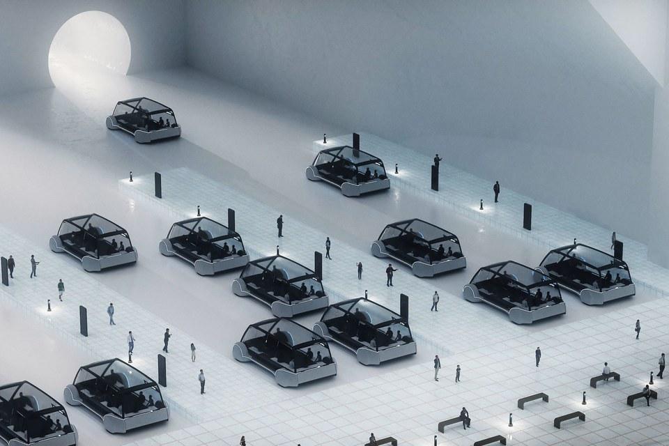 1º túnel da Boring Company de Elon Musk é concluído em Las Vegas