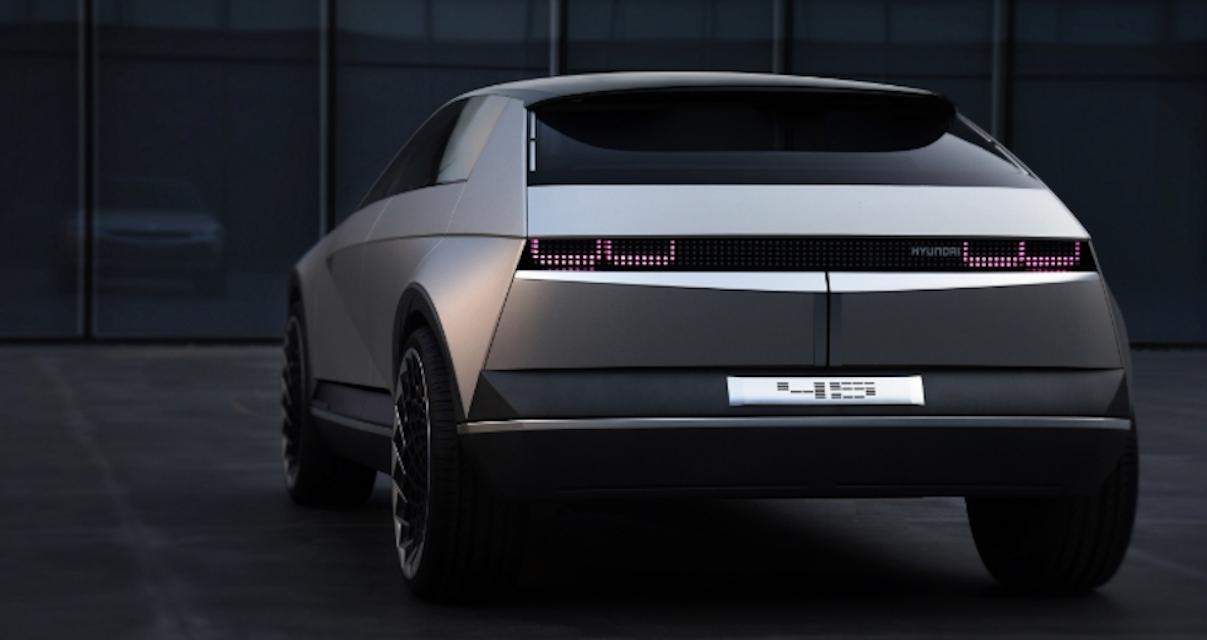 Prophecy: Hyundai divulga imagens de novo veículo elétrico