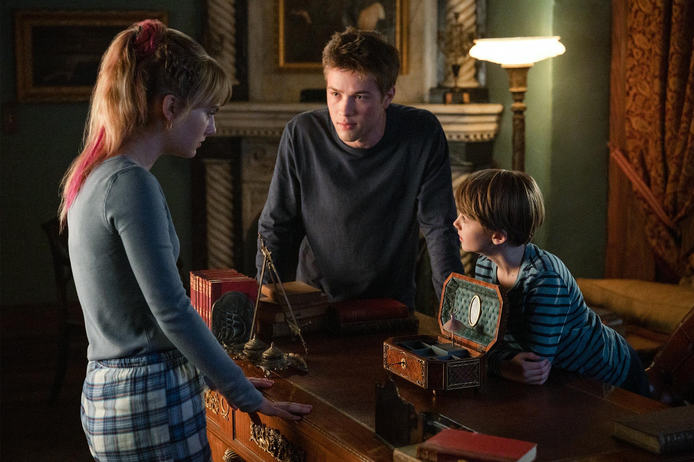 Locke & Key: produtores falam sobre planos para futuro da série