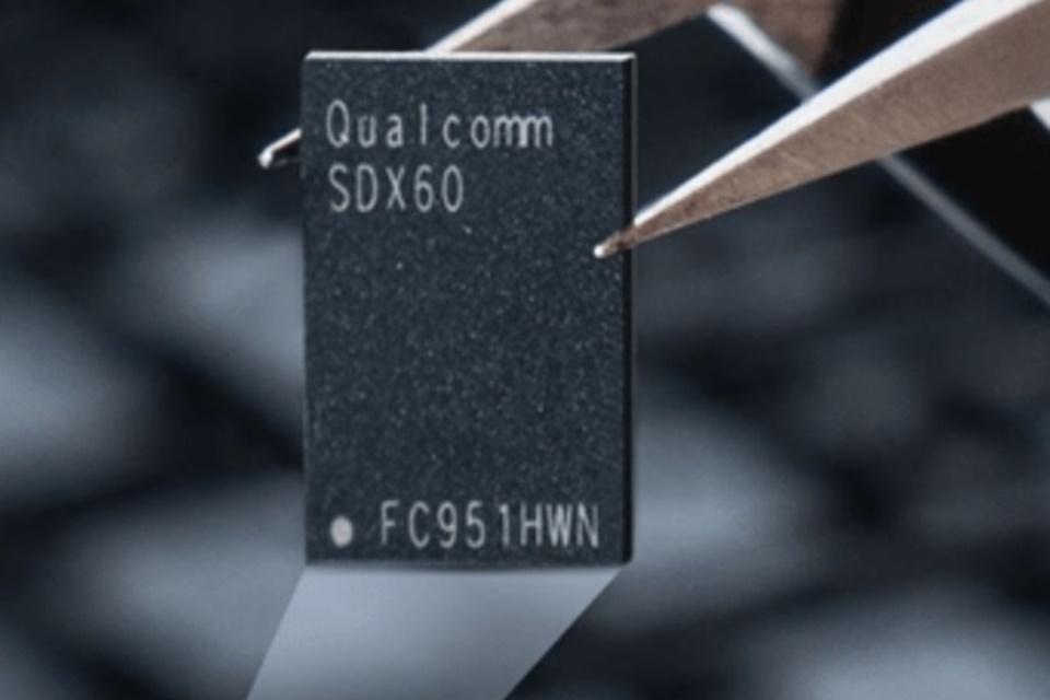 Qualcomm anuncia o modem 5G de nova geração Snapdragon X60