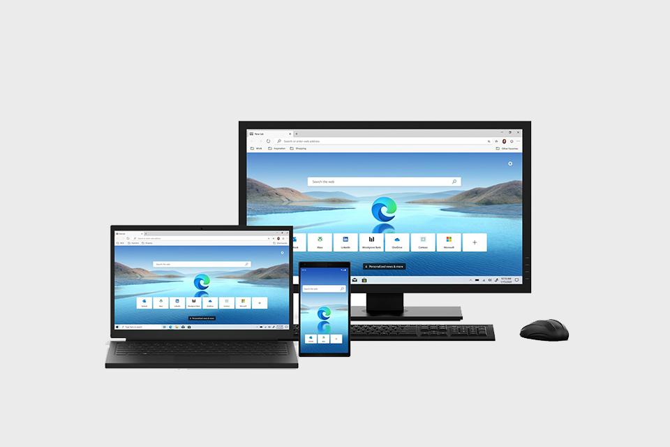 Microsoft Edge tem desempenho 13% mais rápido, diz a empresa