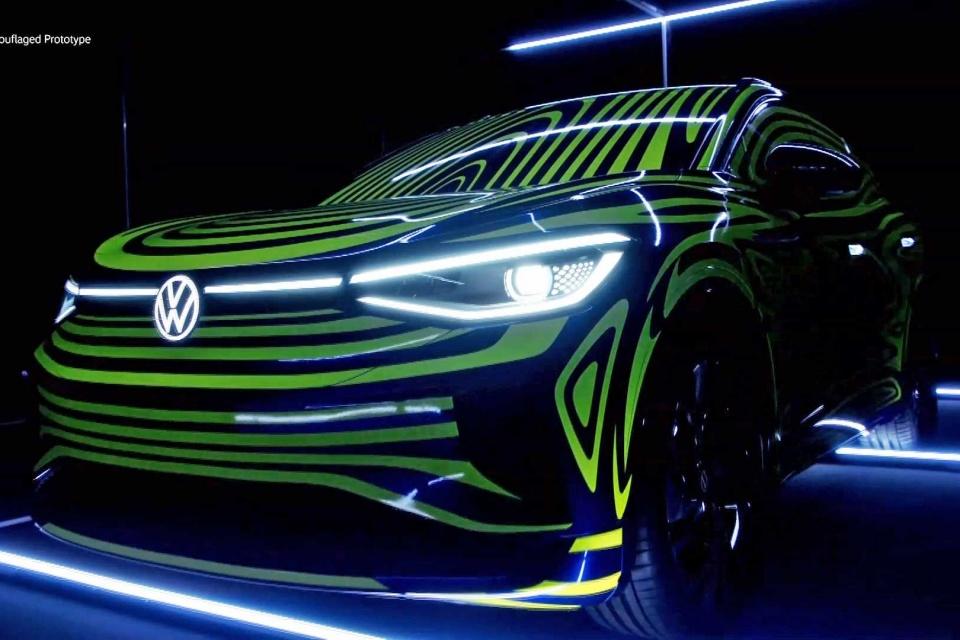 Volkswagen vai ajudar revendedores a popularizar carros elétricos