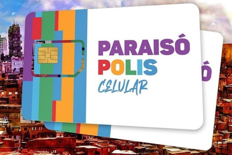 Favela cria operadora de celular exclusiva para atender moradores