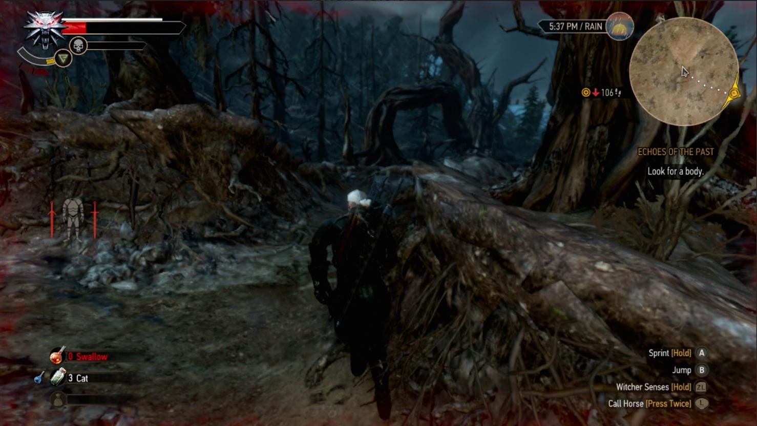 The Witcher 3: patch melhora os gráficos da versão de Switch