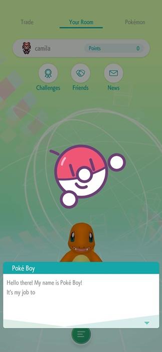 Pokémon Home - Imagem 1 do software
