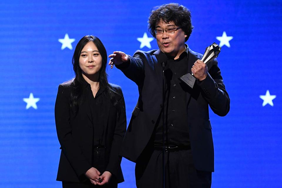 Conheça Sharon Choi, tradutora do diretor de Parasita