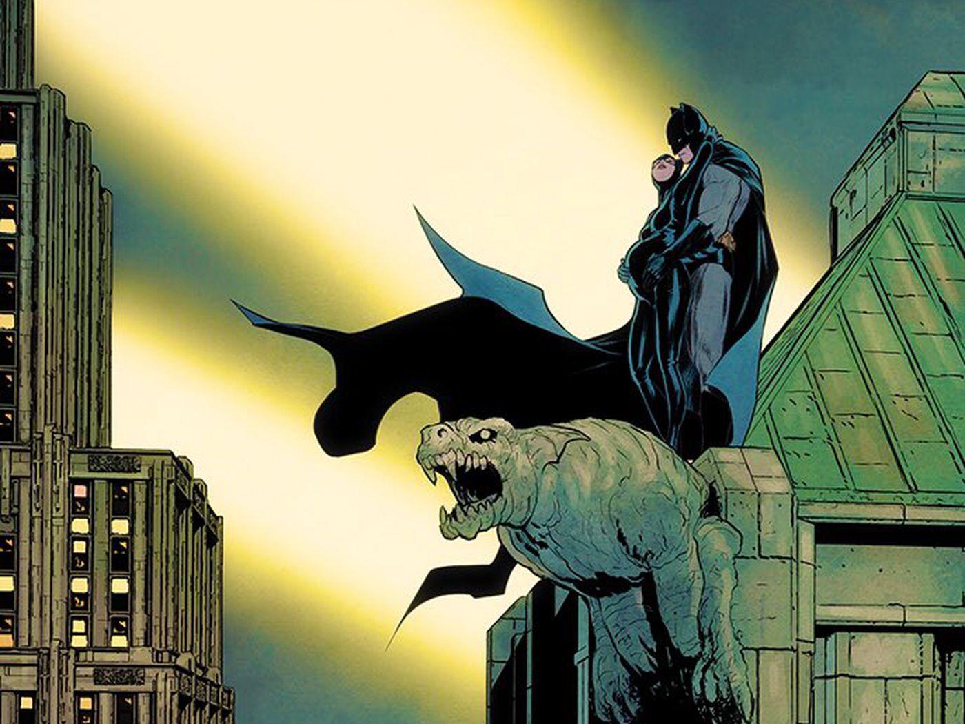 Autor de Batman revela gravidez de Mulher-Gato nas HQs