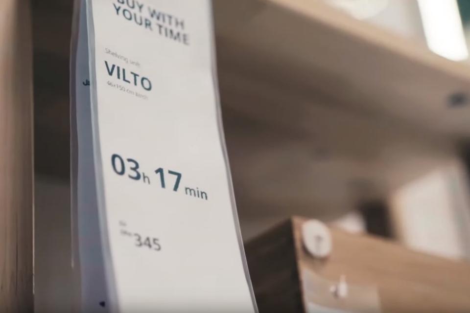 IKEA Dubai aceita que clientes paguem com o tempo de ir à loja