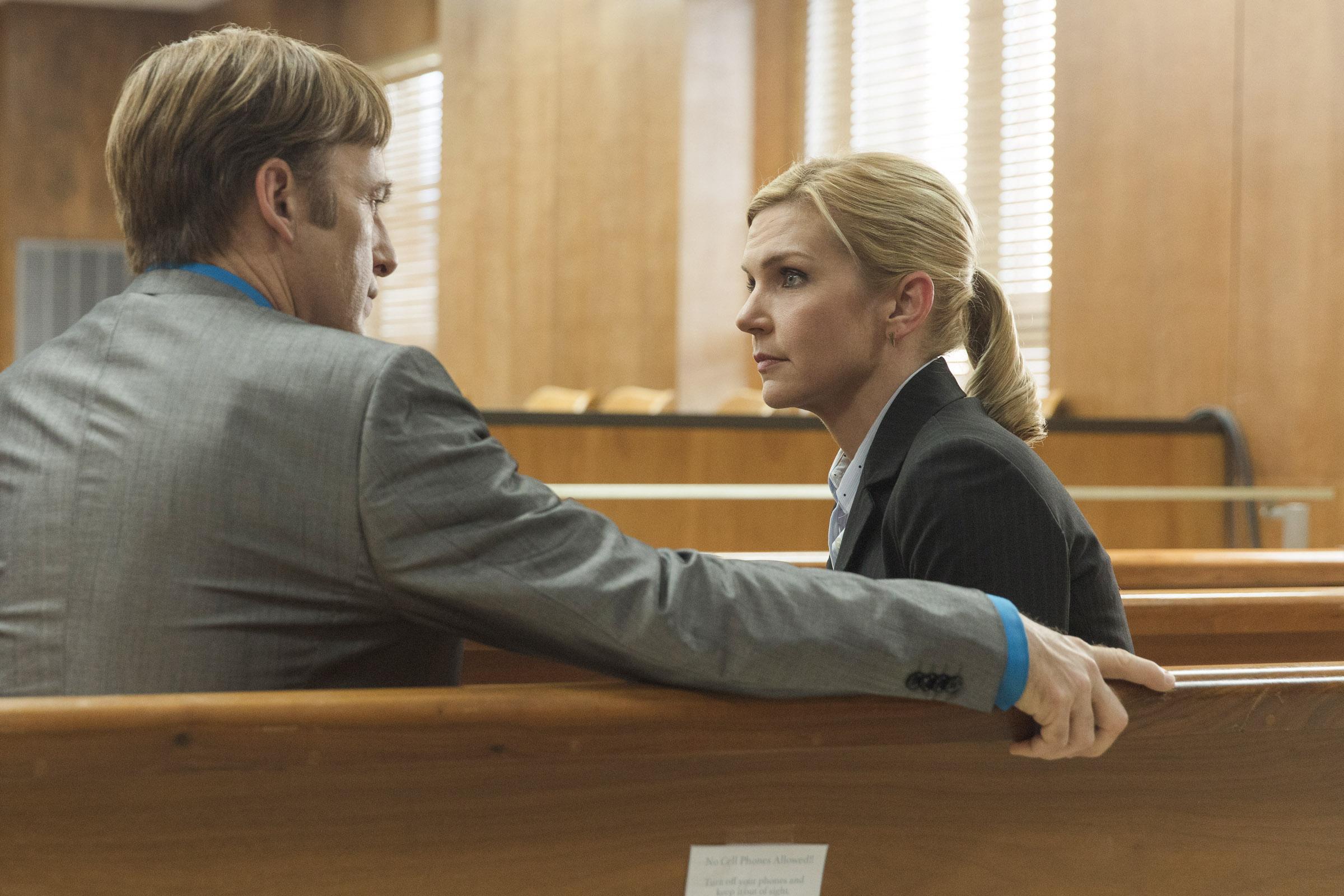 """Rhea Seehorn: 5ª temporada de Better Call Saul é a """"mais trágica"""""""