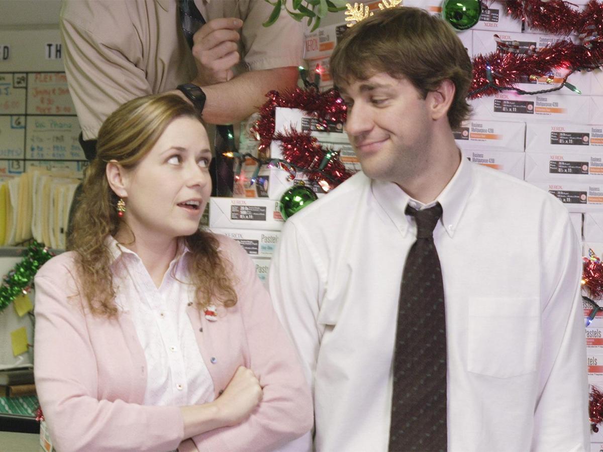 The Office : Jenna Fischer revela o que tinha no bilhete de Jim para Pam
