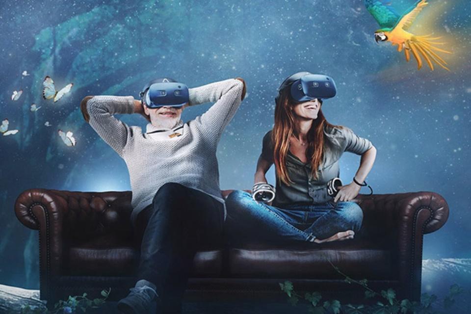 HTC lança três novos headsets de Realidade Virtual da linha Cosmos