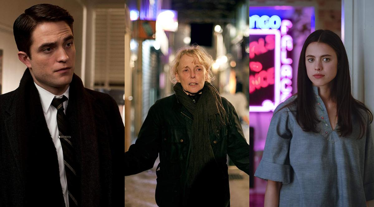 Robert Pattinson, Claire Denis e Margaret Qualley (Fonte: IMDb/Reprodução)